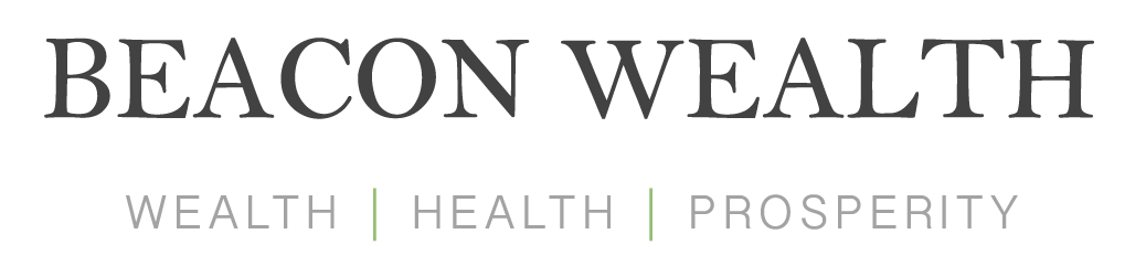 logo Beacon wealth words